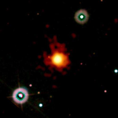 Chụp được ảnh vật thể xa nhất trong vũ trụ