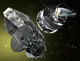 Kính viễn vọng châu Âu vào vũ trụ