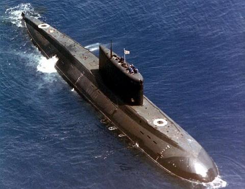 Tàu ngầm lớp Kilo - sát thủ vô hình dưới biển