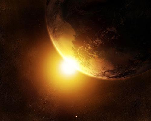 Trái đất ngày càng xa mặt trời