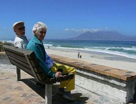 Tính hướng ngoại giúp sống lâu hơn
