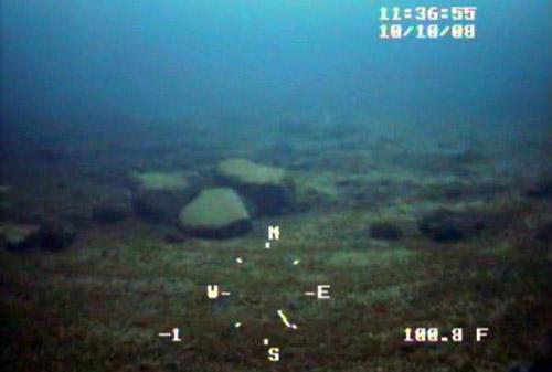 Bằng chứng khảo cổ về hoạt động của con người bên dưới hồ Huron