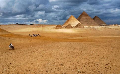 Những báu vật độc nhất vô nhị của Ai Cập
