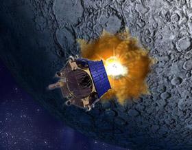 Mỹ chuẩn bị nã tên lửa vào mặt trăng