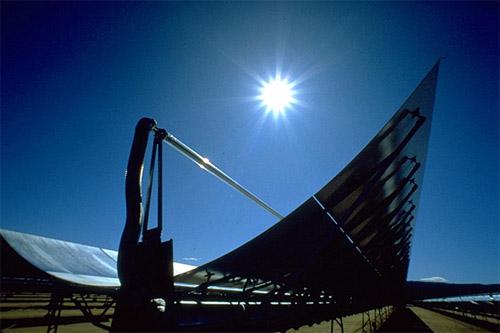 Dự án điện mặt trời lớn nhất thế giới tại Sahara