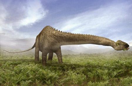 Tính toán sai, khủng long bị dư vài tấn thịt