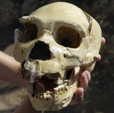 Nhóm người châu Âu đầu tiên ăn thịt người