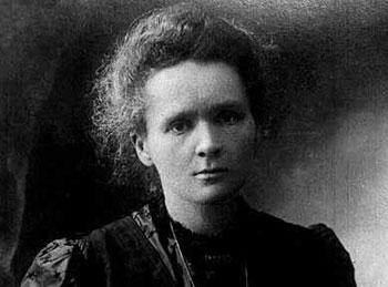 Danh hiệu mới cho bà Marie Curie