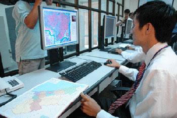 Việt Nam có trạm thu ảnh vệ tinh ENVISAT đầu tiên châu Á
