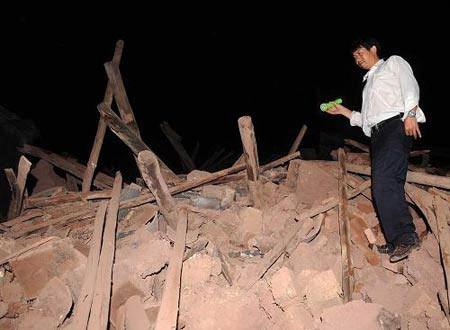 Động đất mạnh ở Vân Nam, hàng trăm người bị thương