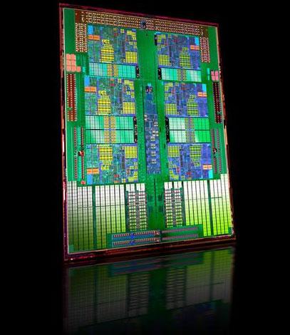 """AMD công bố chip 6 lõi """"Istanbul"""" tiêu thụ điện năng thấp 55W"""
