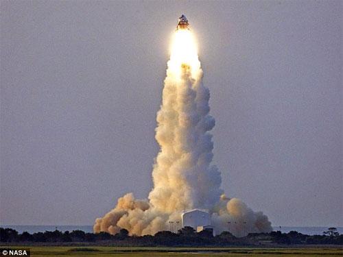 NASA thử nghiệm hệ thống huỷ phóng mới