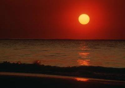 Chu kỳ Mặt Trời kết nối với khí hậu toàn cầu