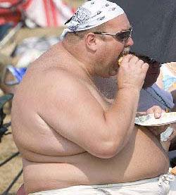 Người béo dễ bị cúm A/H1N1 hơn người thường
