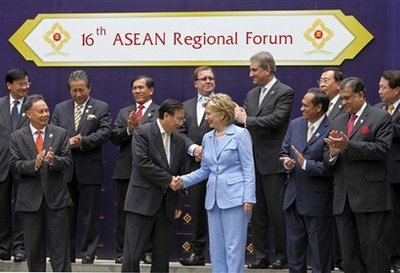 Mỹ tham gia bảo vệ môi trường hạ lưu sông Mekong