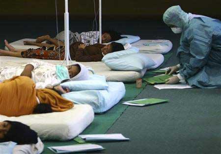 Không nơi nào trên thế giới thoát được cúm A/H1N1