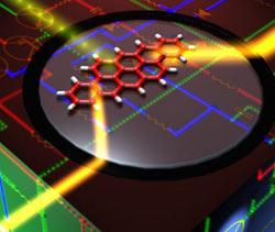 Transistor quang đơn phân tử nhỏ nhất thế giới