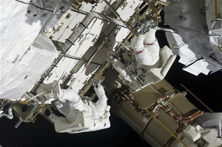Hoàn tất lắp đặt phòng thí nghiệm Kibo trên ISS