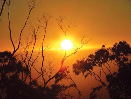Trái đất nóng lên rất nhanh trong 10 năm tới