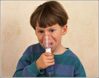 Sức ép người lớn làm cho trẻ hen suyễn