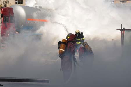 Trung Quốc: rò rỉ khí amoniac, 200 người ngộ độc