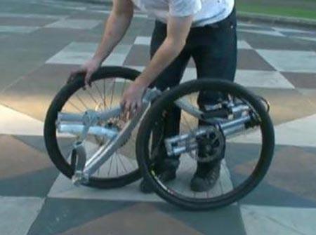Xe đạp xách tay