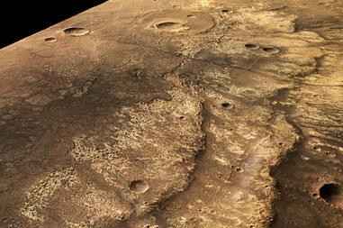 Thêm một bí ẩn trên sao Hỏa