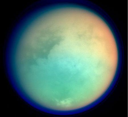 Trái đất và Titan giống nhau một cách đáng ngạc nhiên