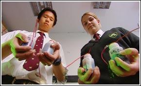 Ăc quy vi khuẩn lưu trữ năng lượng tương lai