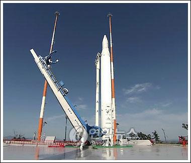 Hàn Quốc phóng vệ tinh đầu tiên vào vũ trụ