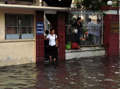 Kịch bản biến đổi khí hậu: Hơn 1/3 ĐBSCL bị ngập