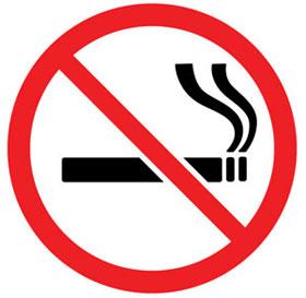 Từ 1/1/2010: Nghiêm cấm hút thuốc lá tại nơi công cộng