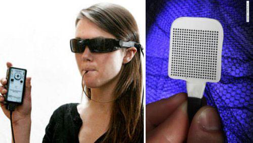 Người mù có thể dùng lưỡi để nhìn thấy đồ vật