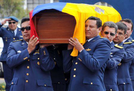 Cố vấn tổng thống Ecuador chết vì cúm