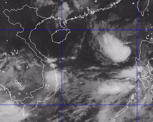 Tin bão trên biển Đông (cơn bão số 7)
