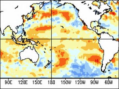 El Nino đã trở lại