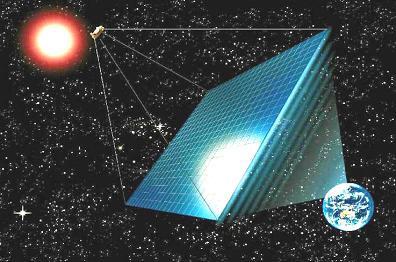 Hệ thống năng lượng mặt trời vũ trụ 21 tỉ USD