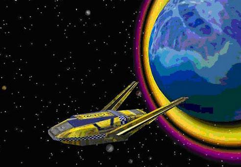 NASA đề xuất chế tạo taxi vũ trụ