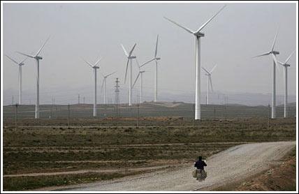 """Trung Quốc đang trở nên """"thân thiện"""" với môi trường?"""
