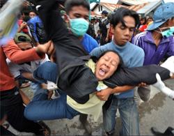 Hơn 1.100 người chết vì động đất ở Indonesia