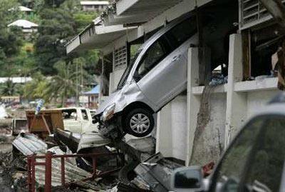 Nguyên nhân gây nên sóng thần trên Thái Bình Dương