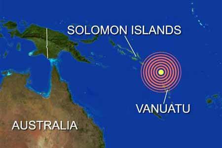Một ngày, 5 trận động đất dồn dập