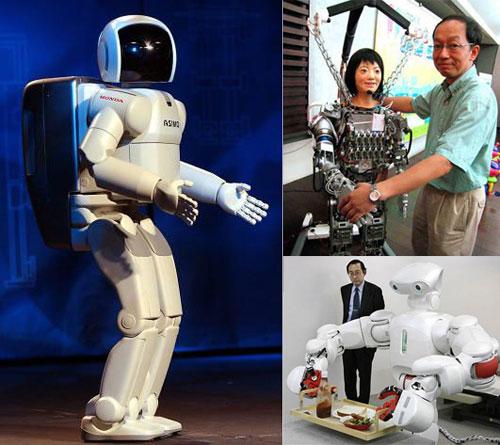 Robot giúp việc gia đình có thể là… nội gián