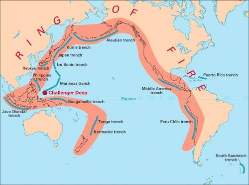 Động đất lại rung chuyển Indonesia