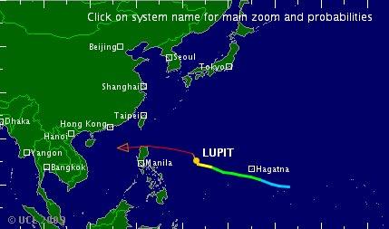Dồn dập áp thấp nhiệt đới trên biển Đông