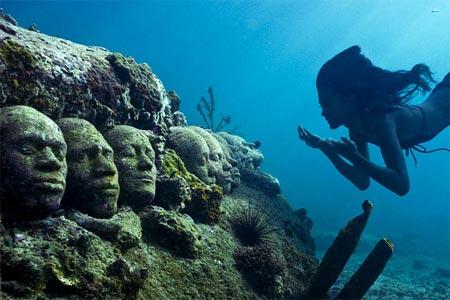 Công viên điêu khắc dưới nước