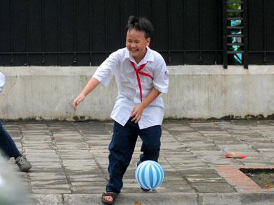 Bí quyết dạy trẻ ưa vận động