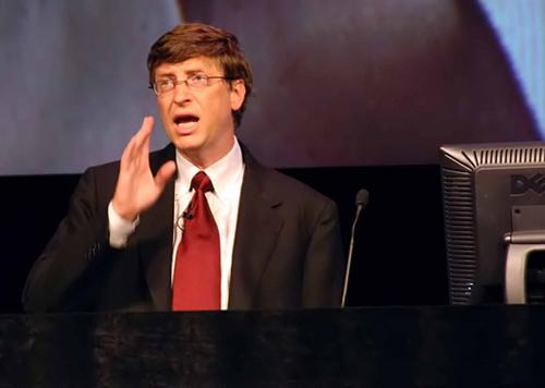 """Bill Gates tài trợ các ý tưởng khoa học """"điên rồ"""""""