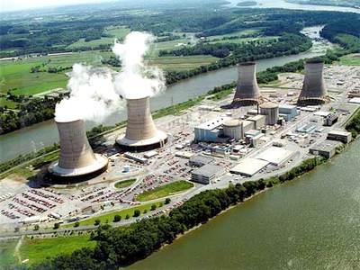 Sự chuyển động điện hạt nhân trên thế giới