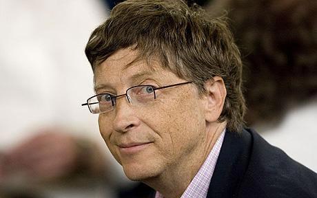 Bill Gates chống bệnh sốt rét bằng kẹo cao su và sôcôla